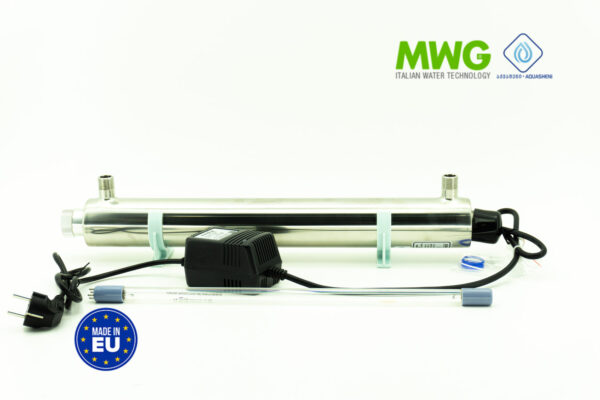 UV წყლის ულტრაიისფერი სტერილიზატორი