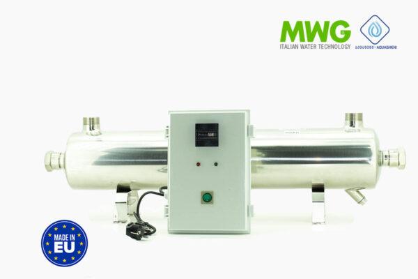 UV ულტრაიისფერი ნათურა წყლის სტერილიზატორი